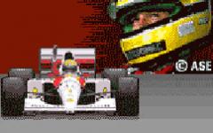 Ayrton Senna's Best Lap