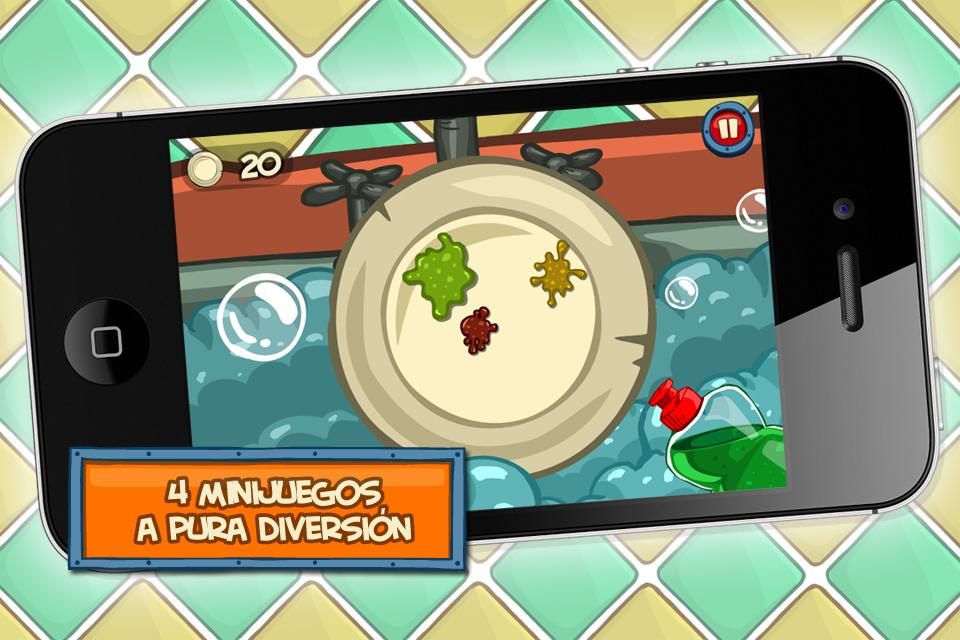 Chef Nickelodeon